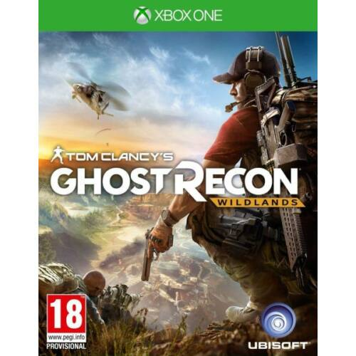 Ghost Recon - Wildlands - Xbox One játék