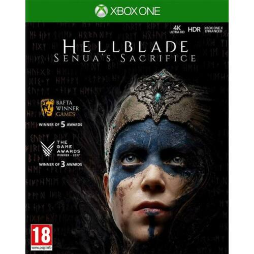 Hellblade: Senuas Sacrifice - Xbox One - elektronikus licensz