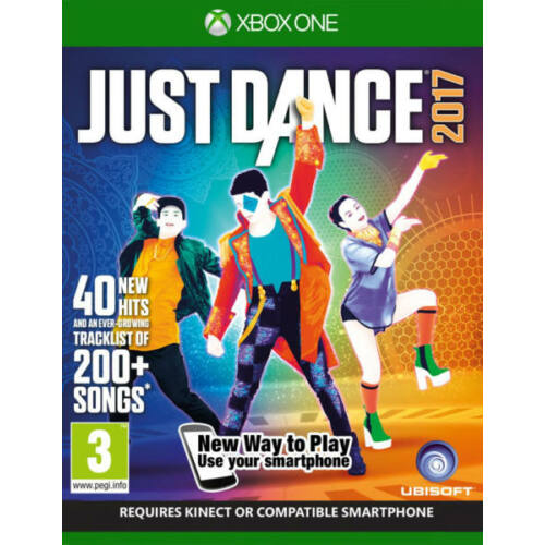 Ubisoft Just Dance 2017 - Xbox One játék