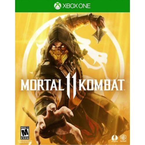 Mortal Kombat 11 - Ultimate - Xbox  One játék