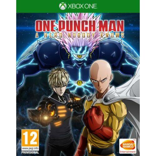 One punch man - A hero nobody knows - Xbox One játék