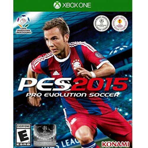 Pro Evolution Soccer 2015 - Xbox One játék