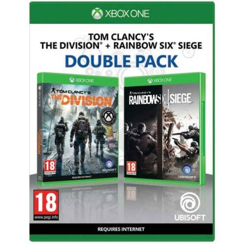 The Division + Rainbow Six - Siege - Xbox One játék