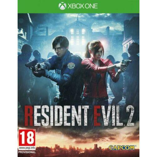 Resident Evil 2 Remake - Xbox One játék