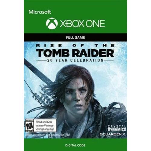 Rise of the Tomb Raider: 20 Year Celebration - Xbox One - elektronikus licensz kulcs