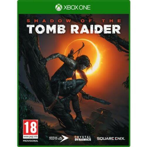 Shadow Of The Tomb Raider Xbox One játék