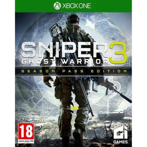 Sniper - Ghost Warrior 3 - Season pack edition - Xbox One játék