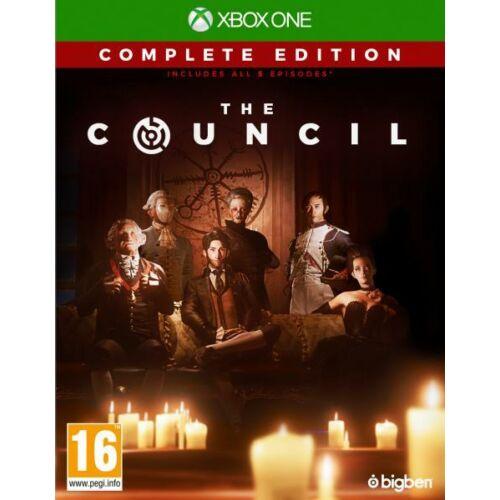 The Council - complete edition - Xbox One játék