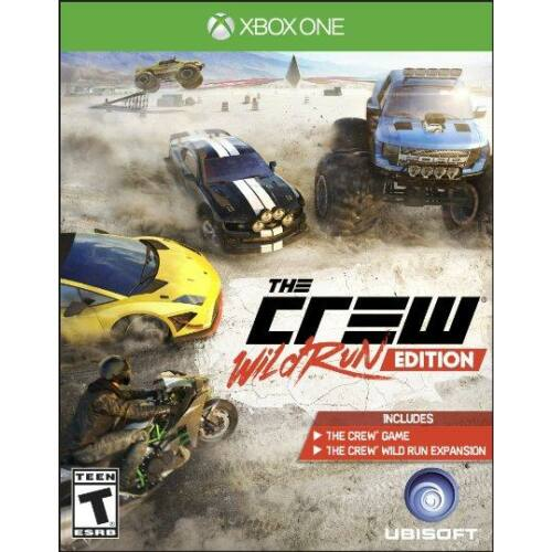 The Crew wild run -  (Xbox One)