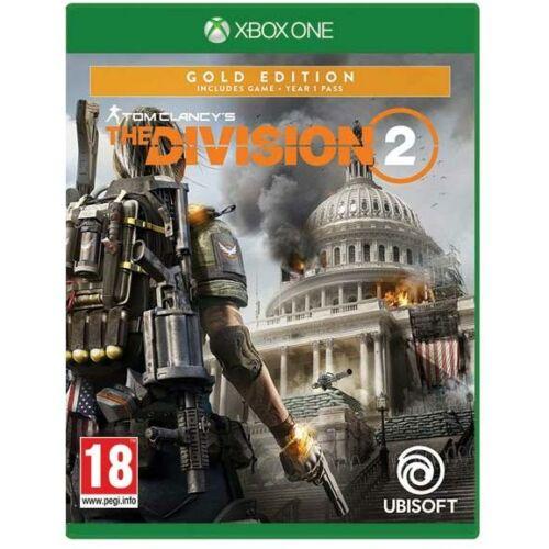 Tom Clancy's The Division 2 Gold Edition (Xbox One) Játékprogram
