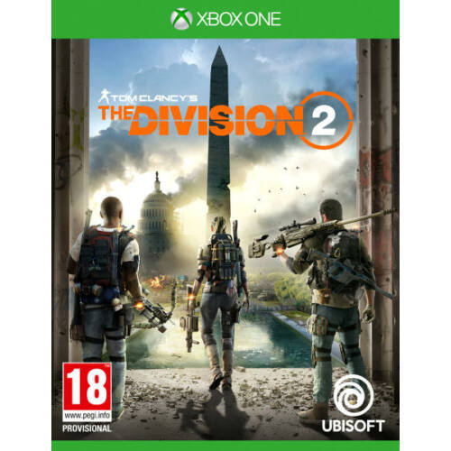 Tom Clancy's The Division 2 (Xbox One) Játékprogram