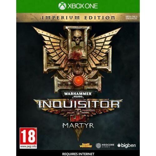 Warhammer 40,000 Inquisitor Martyr [Imperium Edition] (Xbox One)