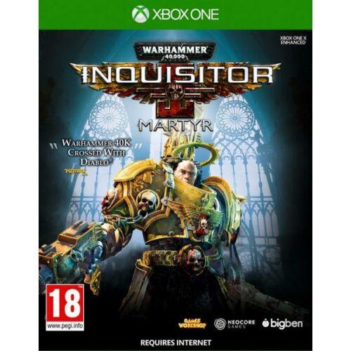 Warhammer 40,000 Inquisitor Martyr (Xbox One) Játékprogram